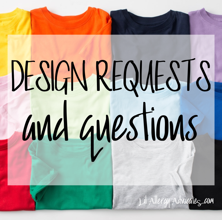 design requests