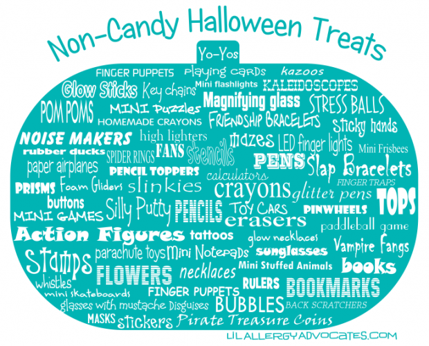 Non Candy Halloween Treat Ideas