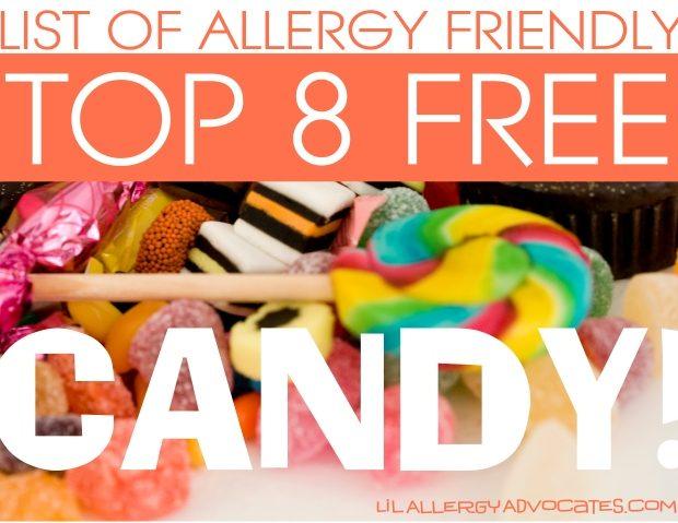 allergen friendly candy