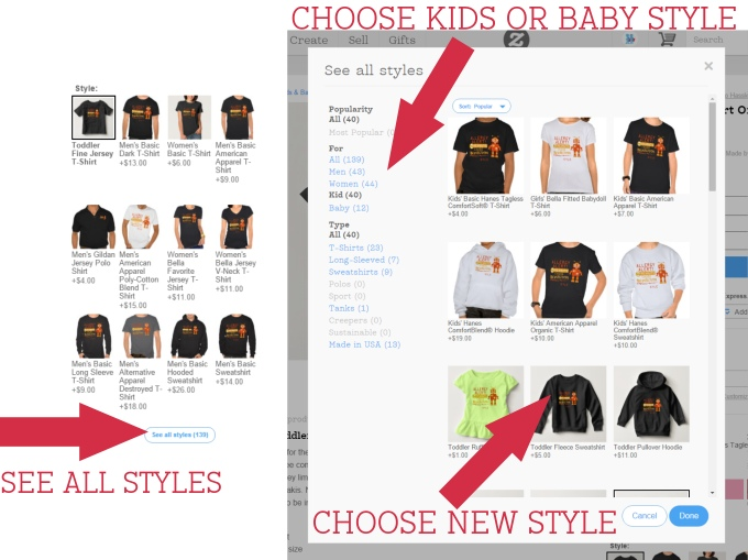 Tips on How to Order Your Customized Allergy Alert Shirts