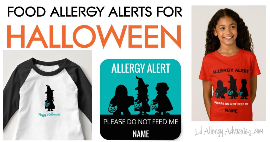 Halloween Food Allergy Alerts