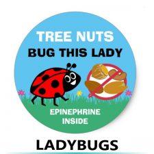 _nuts ladybug