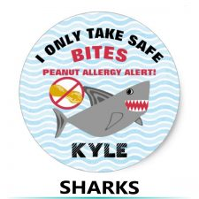 Nut Allergy Alert