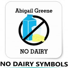 Dairy Allergy Alert