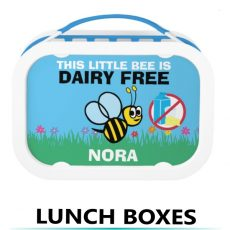 Kids Allergy Alert Lunchboxes
