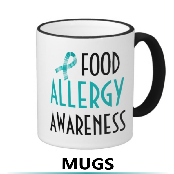 Food Allergy Mugs