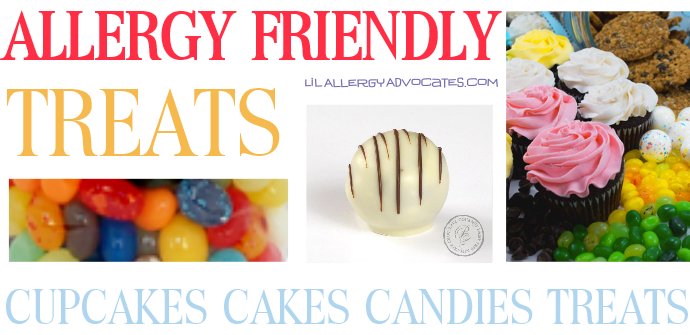 Allergy Friendly Treats1