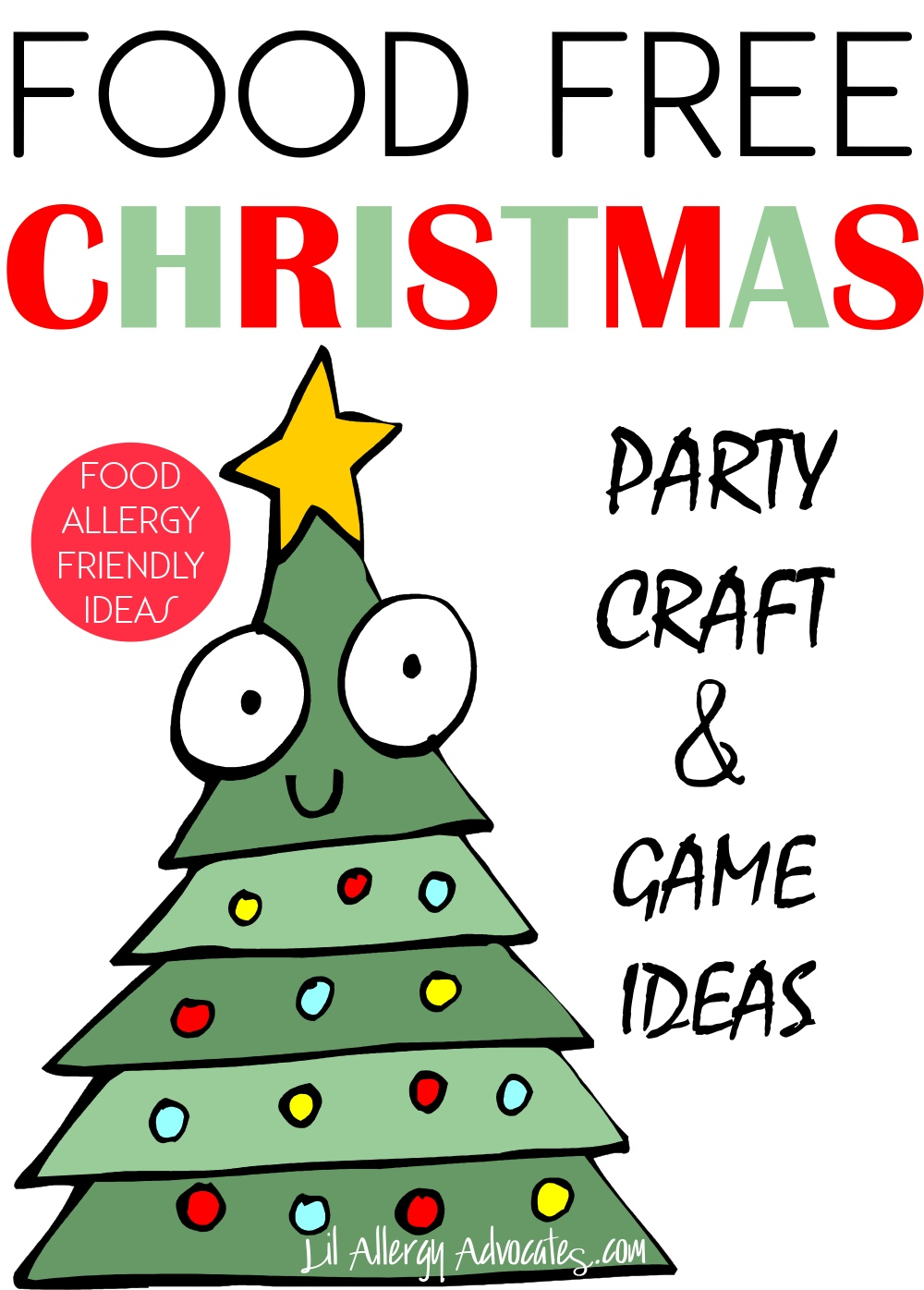 Food Free Christmas Party Ideas