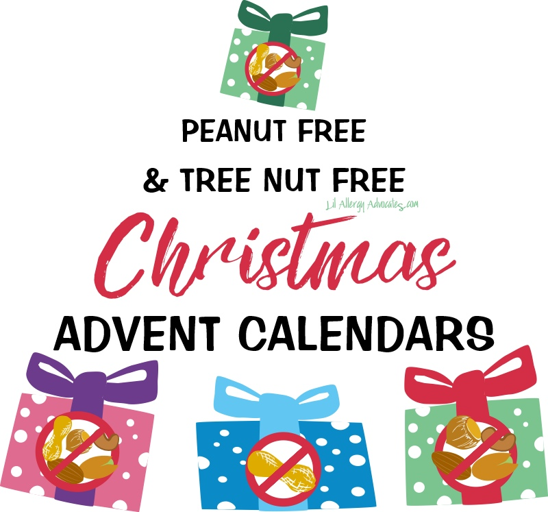 Nut Free Advent Calendars