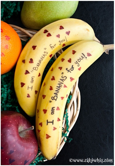 Valentines Day Candy Free Ideas Bananas
