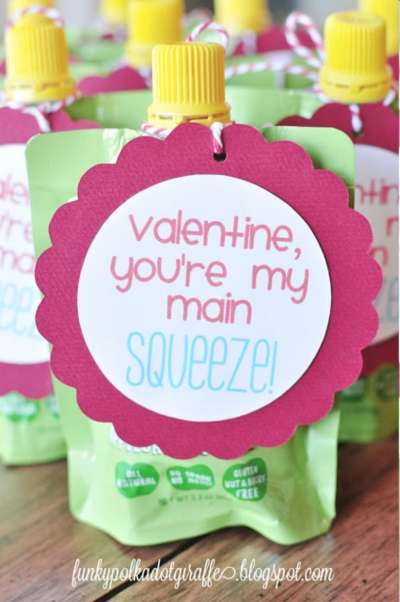 Valentines Day Candy Free Ideas Squeeze