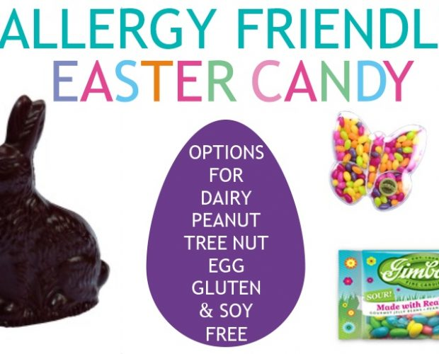 Allergy Friendly Easter Candy