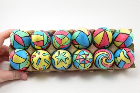 Faux Egg Decorating Ideas