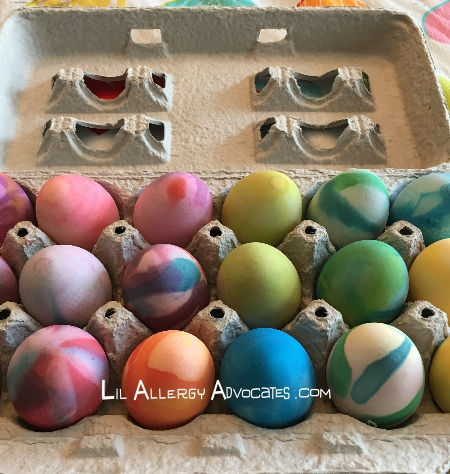 Faux Egg Decorating Ideas