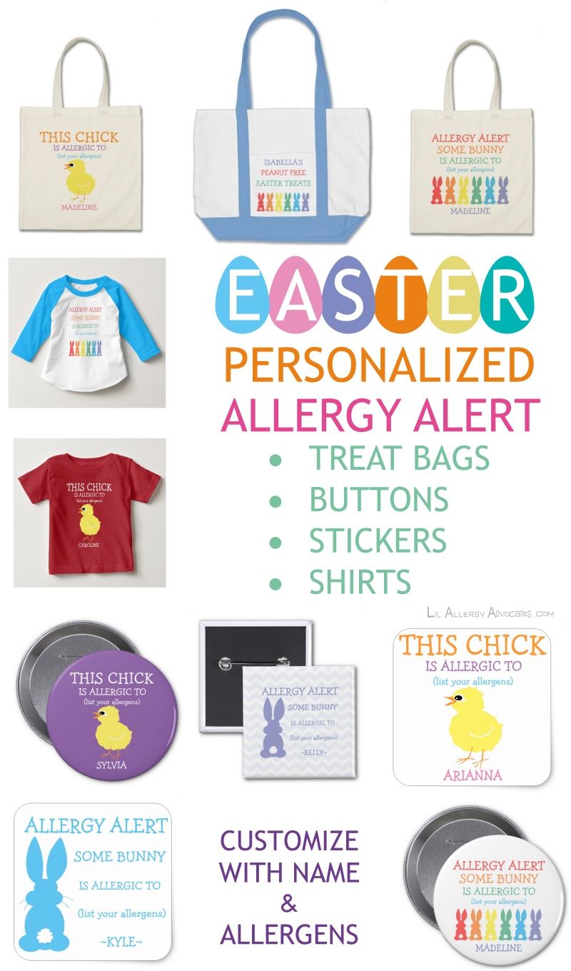 Easter Allergy Alerts