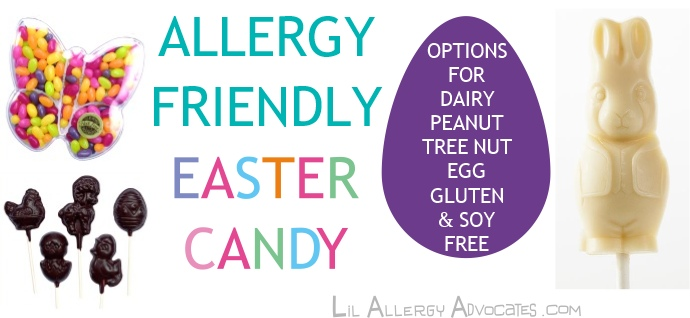 Easter Themed Allergy Friendly Treats