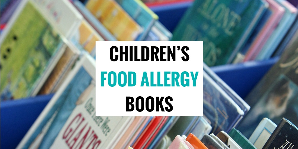 Childrens food allergy books