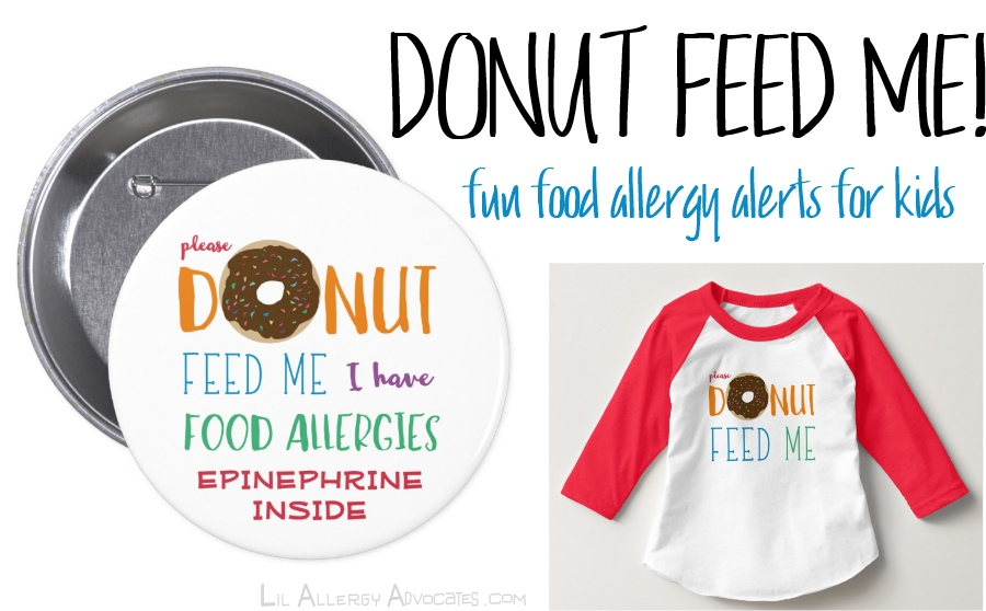 please donut feed me I have food allergies