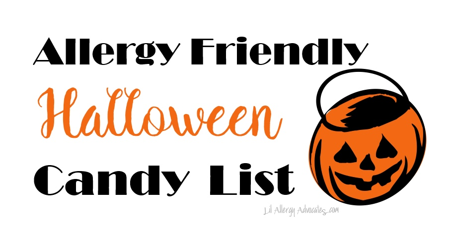 allergy friendly halloween candy