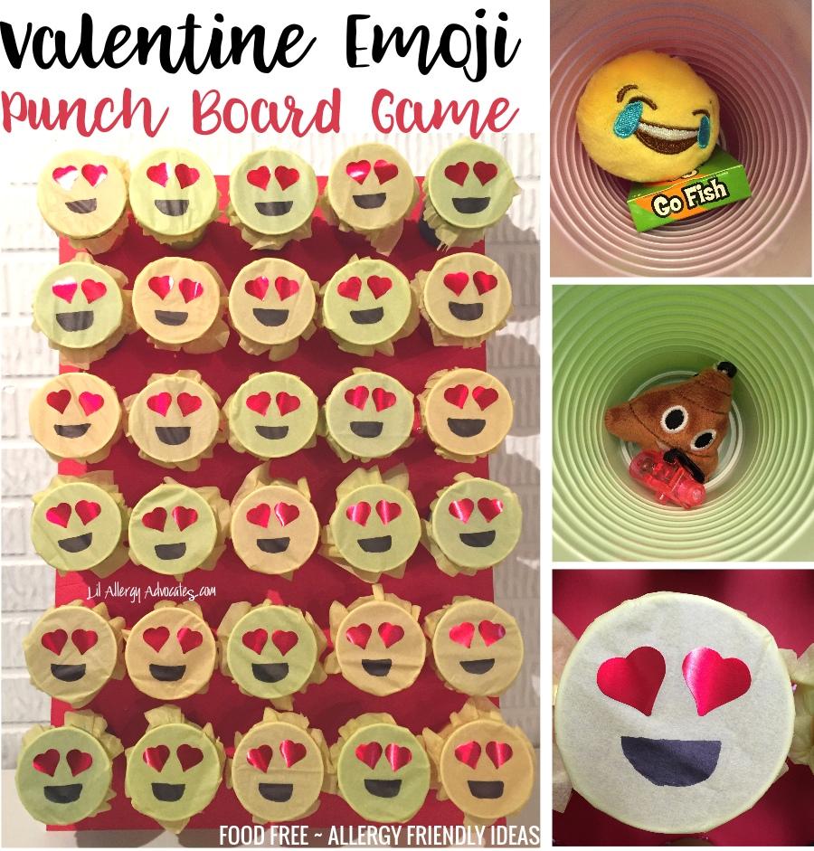 Emoji Valentine Game