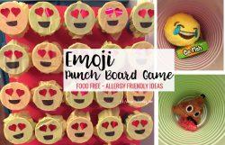 Emoji Valentine Game | Punchboard