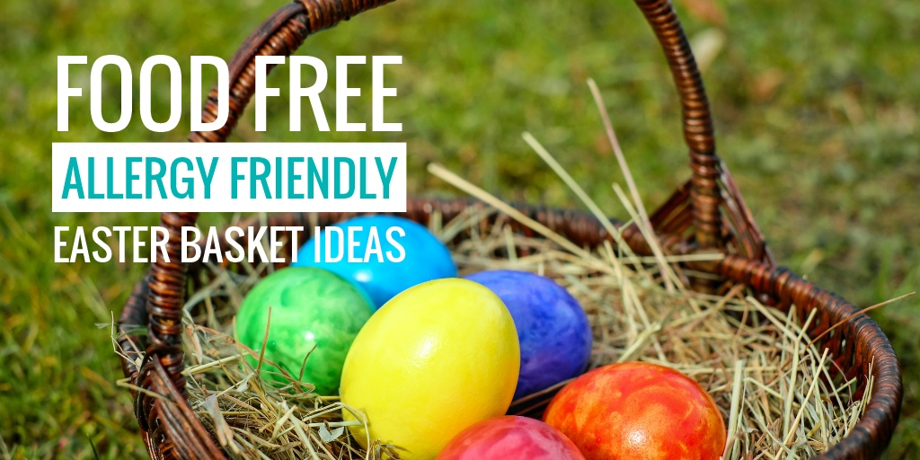 Food Free Easter Basket Ideas