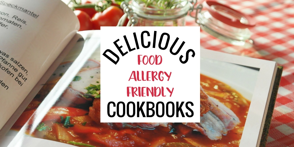 Food Allergy Cookbooks