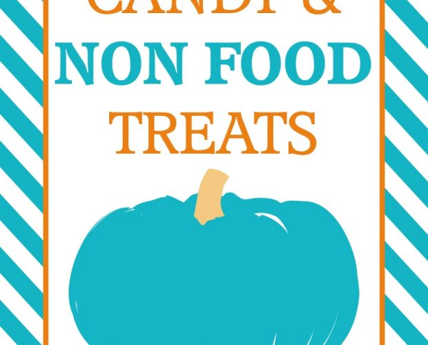 Free Printable Teal Pumpkin
