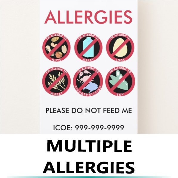 Multiple Food Allergies