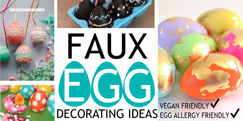 Fau Egg Decorating Ideas Easter